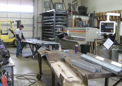 metalwork-shop-bozeman