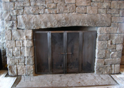 steel-fireplace-doors