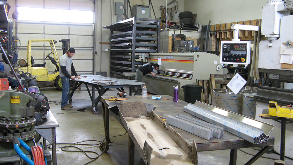 About Mike S Metalwork